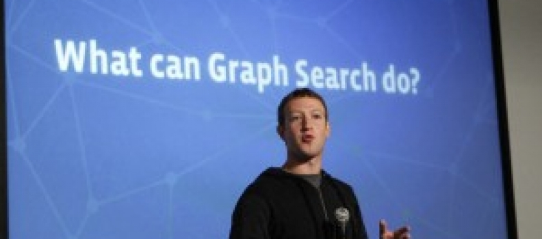 Graph Search es la novedad de Facebook